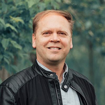 Pastor Ken Olson