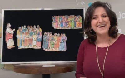God Shows His Love Lesson 1 | Pastor Ginny