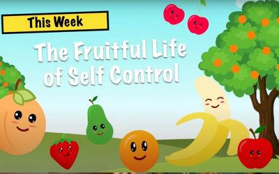 The Fruitful Life of Self-Control | LW Northwest Kids Ministry