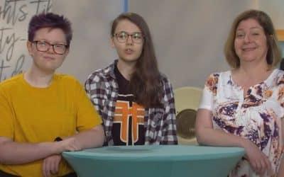 The Resurrection of Jesus | Jacki Girtz, Ellie and Zoe Crom