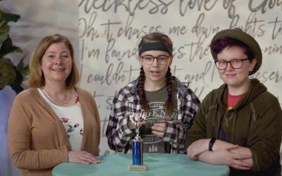 The BREAKTHROUGH Church! | Jacki Girtz, Ellie Crom, and Zoe Crom