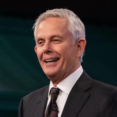 Guest Minister Dr. Dennis Burke